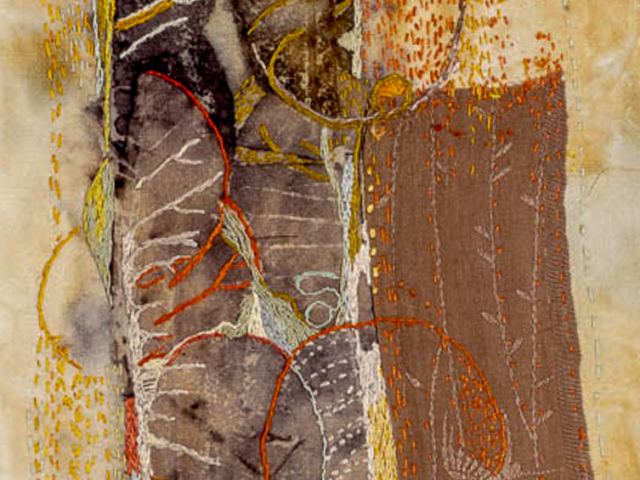 """Cotinus with Altar Cloth"", detail"
